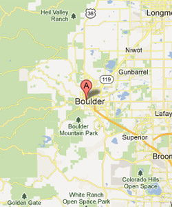 Contact Sites For Lawfirms - Boulder Map