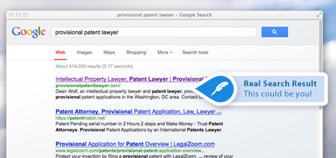 Law Firm SEO results photo