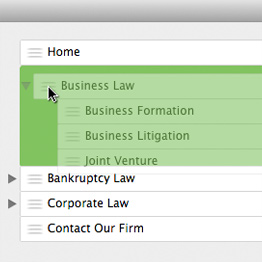 Law Firm Website Templates - Website Builder Photo